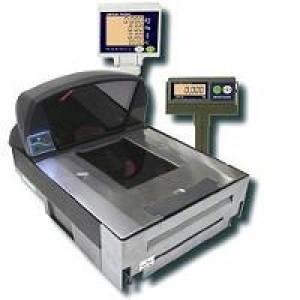 Контрольно-кассовые весы-сканер Mettler Toledo DIVA