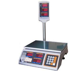 Весы торговые DIGI DS-700 (Япония)