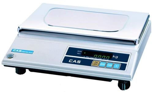 Продуктовые весы с большой платформой CAS AD