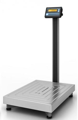 Напольные двухдиапазонные товарные весы Штрих МП на 60кг / 150кг