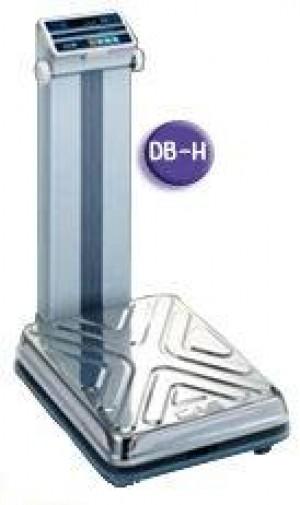 Напольные товарные весы CAS DB на 60кг / 150кг / 200кг  (Южная Корея)