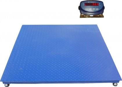 Промышленные весы HERCULES на 600 кг / 1000 кг / 1500 кг / 2000 кг