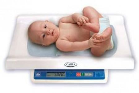 Электронные детские весы Масса-К В1-15 «САША» (Россия)