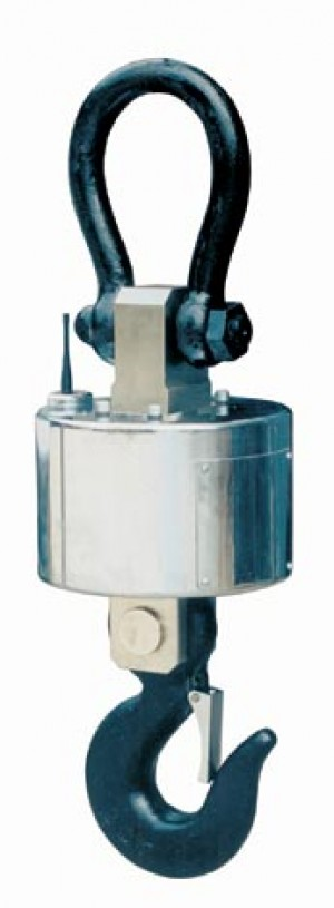 Крановые водозащищенные и противоударные весы OCS-XS на 5 т / 10т