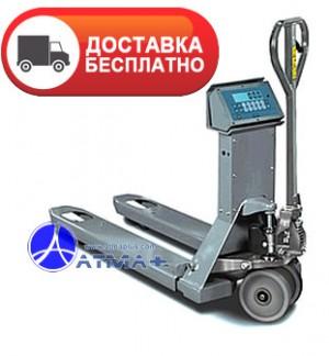 Рокла с весами ЗЕВС на 500кг / 1000кг / 2000кг