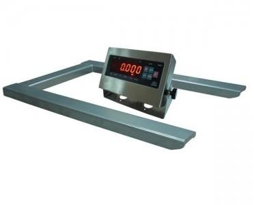 П-образные складские весы Зевс ПАЛЕТА на 600 кг / 1т / 1,5т / 2т