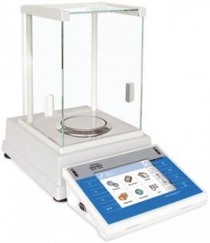 Аналитические весы с сенсорным дисплеем Radwag AS /Y (Польша)