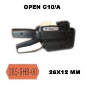 Этикет-пистолет Open C10 А  Blitz S10 A