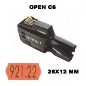 Этикет-пистолет Open C6  Blitz C6
