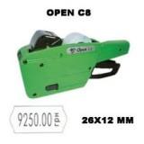 Этикет-пистолет Open C8, Blitz C8