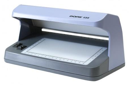 Детектор для проверки подлинности банкнот Dors 135