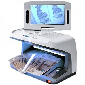 Универсальный видео-детектор банкнот (валют) Dors 1300