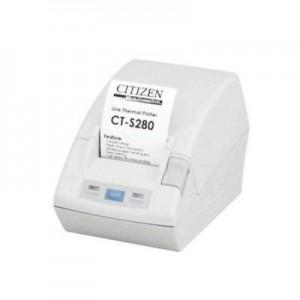 Чековый термопринтер с шириной печати до 58 мм Citizen CT-S 280