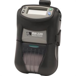 Мобильный термопринтер Zebra RW-220 и RW-420 (США)