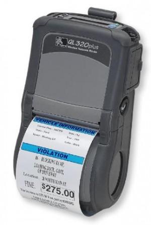 Мобильные термопринтеры этикеток и чеков Zebra QL Plus (США)
