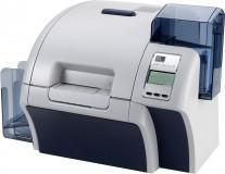 Ретрансферный односторонний полноцветный принтер для печати пластиковых карт Zebra ZXP Z81