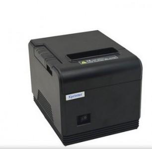 Чековый принтер POS термопринтер Xprinter XP-Q200