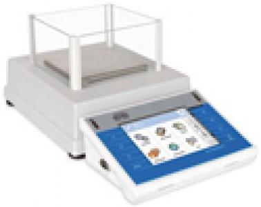 Весы лабораторные с сенсорным дисплеем Radwag PS /Y (Польша)