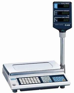 Весы торговые CAS АР-EX  CAS АР-M (Южная Корея)