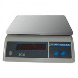 Весы фасовочные порционные ICS AW на 3 кг / 6 кг / 15 кг / 30 кг