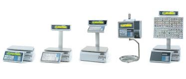 Электронные весы с печатью DIGI SM-500 MK4