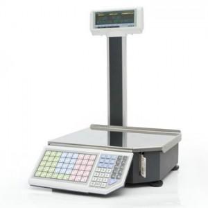 Торговые и фасовочные весы с печатью этикетки Штрих-Принт