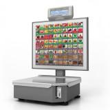 Весы для самообслуживания с печатью этикетки Штрих-Принт С 4.5