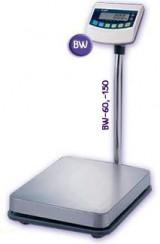 Товарные напольные весы CAS BW в водо- и пылезащитном исполнении