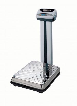 Напольные товарные весы CAS DL на 60 кг / 100 кг / 150 кг / 200 кг