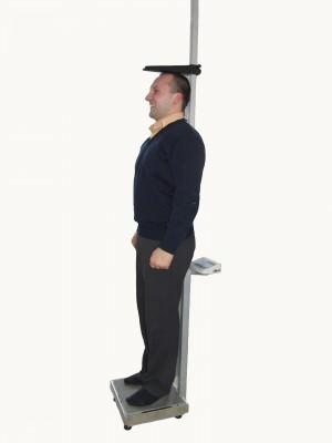 Весы персональные с ростомером