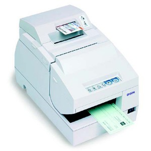 Принтер термопечати и матричный EPSON TM-H6000II (Япония)