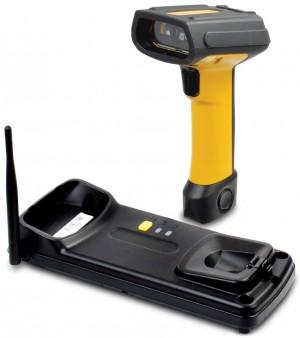 Промышленный беспроводной сканер штрих-кодов Powerscan PBT7100 (Италия)
