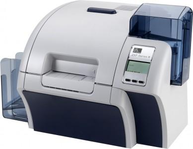 Ретрансферный односторонний полноцветный принтер для печати пластиковых карт Zebra ZXP Z81 (США)