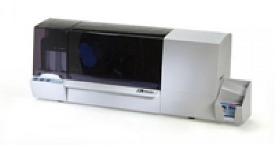 Двухсторонний ламинирующий полноцветный принтер печати пластиковых карт Zebra P640i (США)