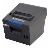 Принтер чеков Xprinter XP-D610L на бумагу 57мм и 80мм со звонком и световой индикацией