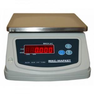 Весы электронные фасовочные ICS PW