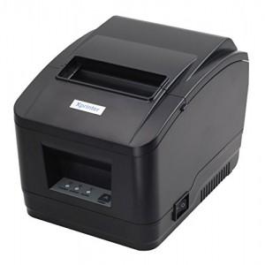 Принтер чеков Xprinter XP-N160I USB+WiFi