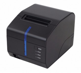 Принтер чеков Xprinter XP-C260M со световой индикацией