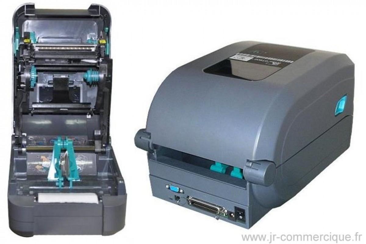 Принтер этикеток Zebra ZM600 300dpi (ZM600-300E-0000T)